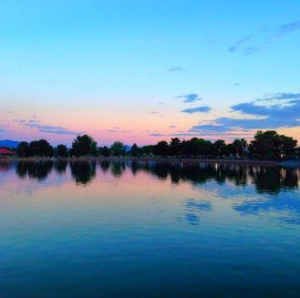 Sunset Park Lake Sunset.jpg